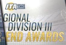 2018 ITA DIII Regional Awards