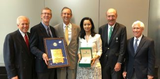 Rick Barton Receives 2018 ITA David A Benjamin Achievement Award