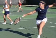 College of Lake County Women's Tennis
