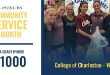 2018 ITA Community Service: The College of Charleston
