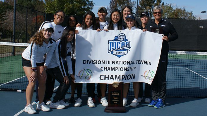Oxford Emory Women's Tennis