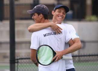 College Tennis Donors Thank You