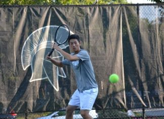 CWRU Men's Tennis