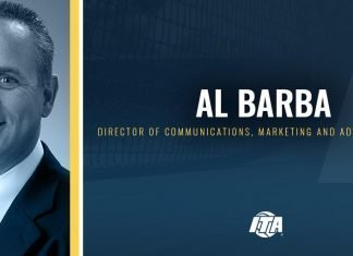 Al Barba, ITA Director of Communications, Marketing and Advanced Media