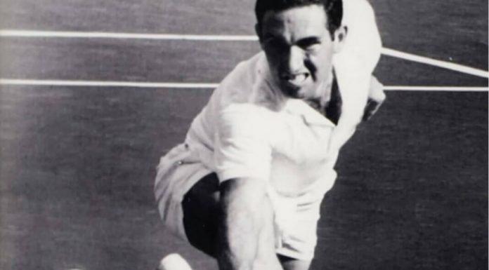 My College Tennis Story — Allen Fox