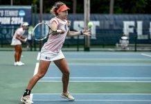 Berta Bonardi, UWF Women's Tennis