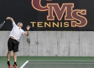 Claremont-Mudd-Scripps Colleges Men's Tennis