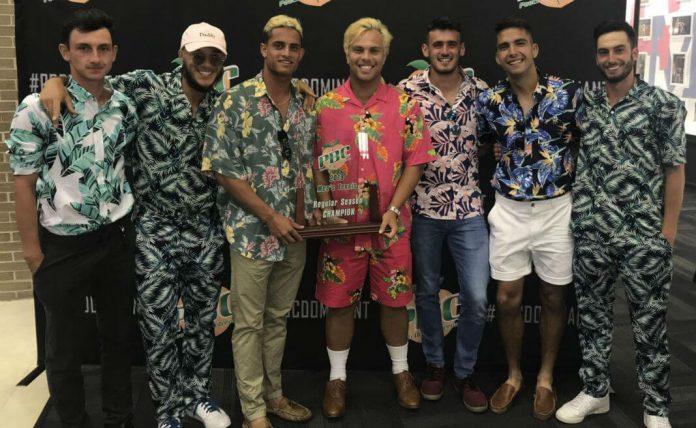 Columbus State University men's tennis