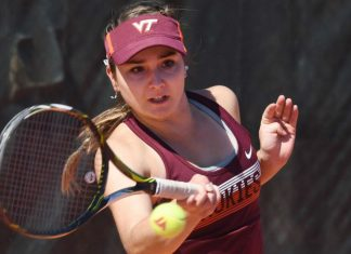 Natalie Novotna, Virginia Tech