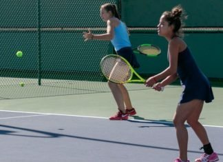 San Diego Christian College Women's Tennis