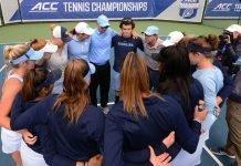 UNC Women's Tennis
