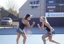 Washburn Women's Tennis