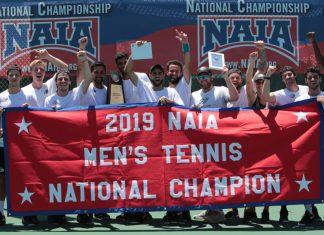 Georgia Gwinnett Men 2019 NAIA National Champions