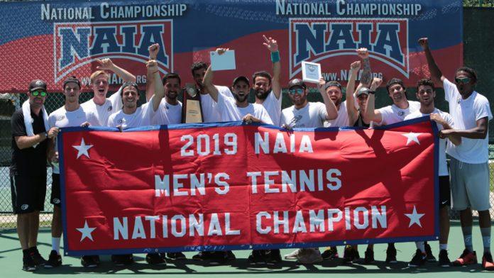 Georgia Gwinnett Men 2019 NAIA National Champions