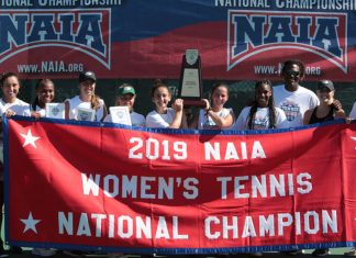 2019 NAIA Women's National Champions Georgia Gwinnett
