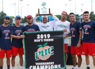 Columbus State men's tennis