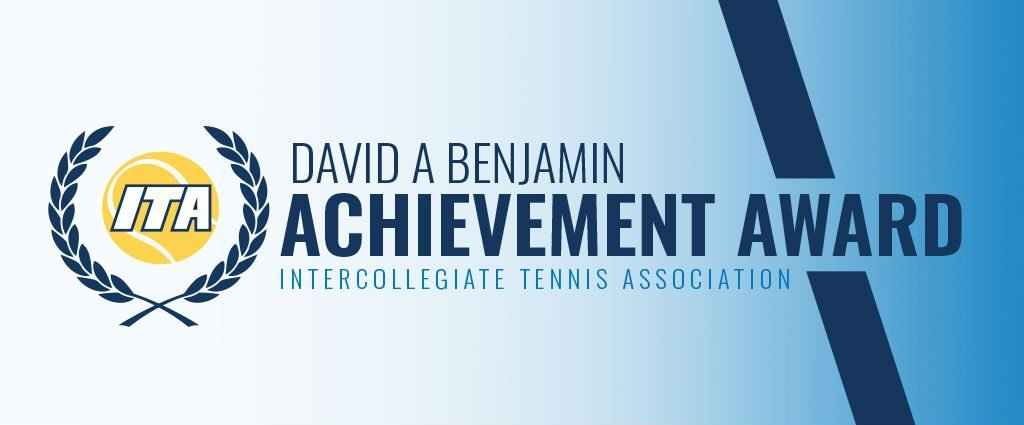 ITA David A Benjamin Achievement Award