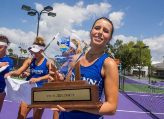 Lynn University women's tennis team
