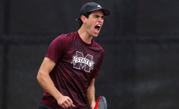 Nuno Borges, Mississippi State