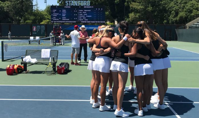 Stanford women's tennis