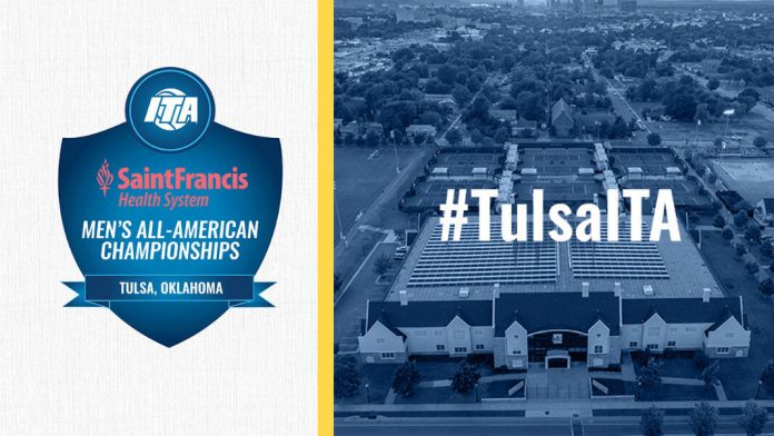 2018 Saint Francis Health System ITA Men's All-American Championships