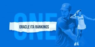 Oracle/ITA Division II Rankings