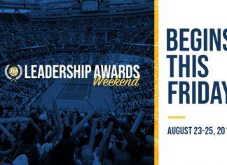 Leadership Award Weekend Graphic