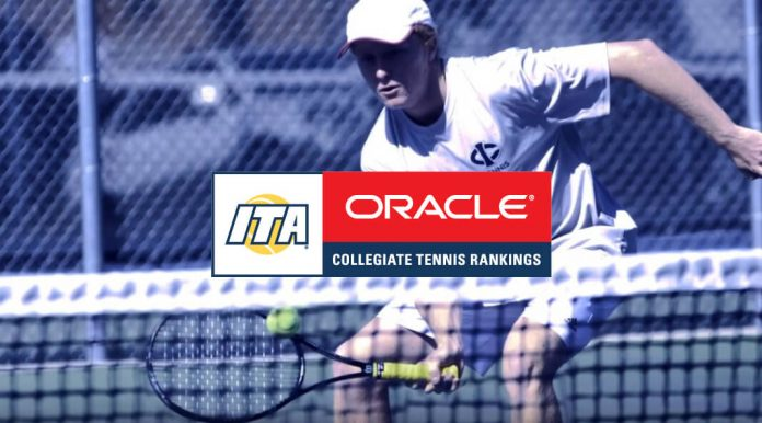 Oracle/ITA Rankings: JUCO Men