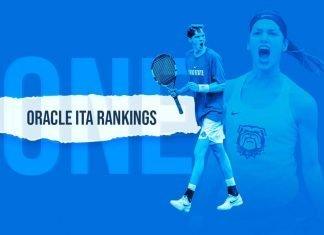 Oracle/ITA Division I Rankings