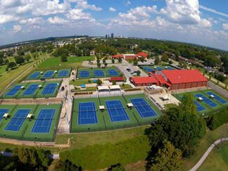 Case Tennis Center at LaFortune Park