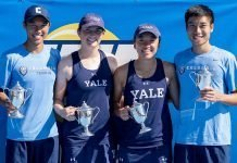 ITA All-American Championships Columbia Yale