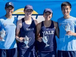 ITA All-American Championships Columbia Yale