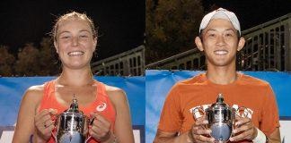 ITA All-American Singles Champions