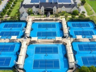 University of Tulsa Case Tennis Center