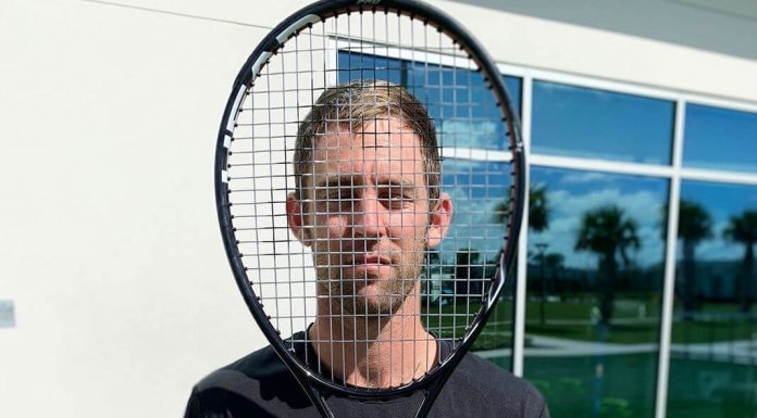 Behind The Racquet: Bradley Klahn