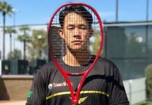 Behind The Racquet: Jason Jung
