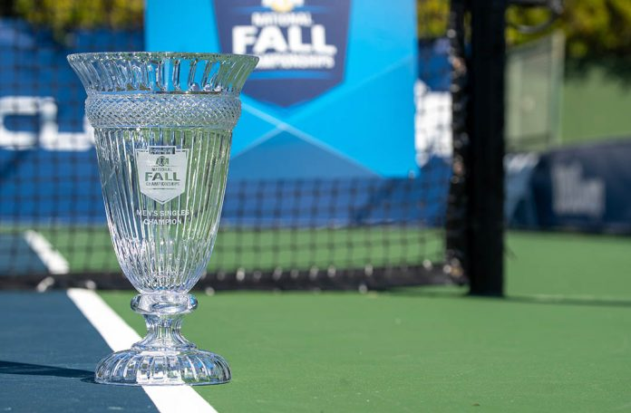 2019 College Tennis Fall Review