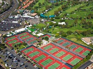 The Tennis Club at Newport Beach Country Club
