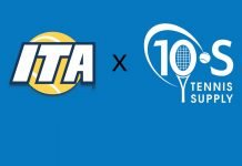 ITA-10-S Tennis Supply