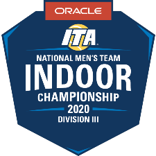 2020 ITA Division III National Men's Team Indoor Championship Presented by Oracle