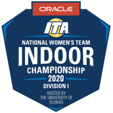2020 ITA Division I National Women's Team Indoor Championship Presented by Oracle