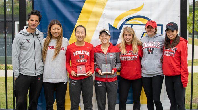 Wesleyan Women's tennis team