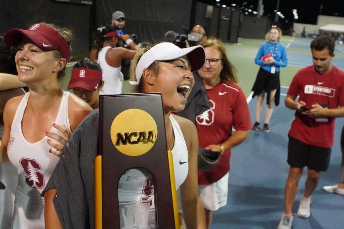 Stanford women's tennis