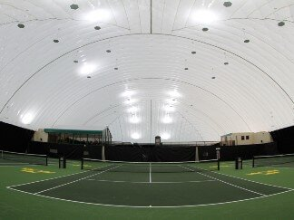 Swanson Tennis Center, Gustavus Adolphus College