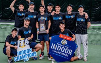 Emory University: 2020 DIII Team Indoor Champions