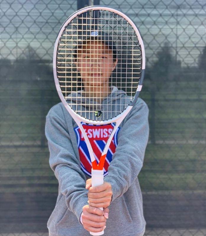 Behind The Racquet: Danielle Lao