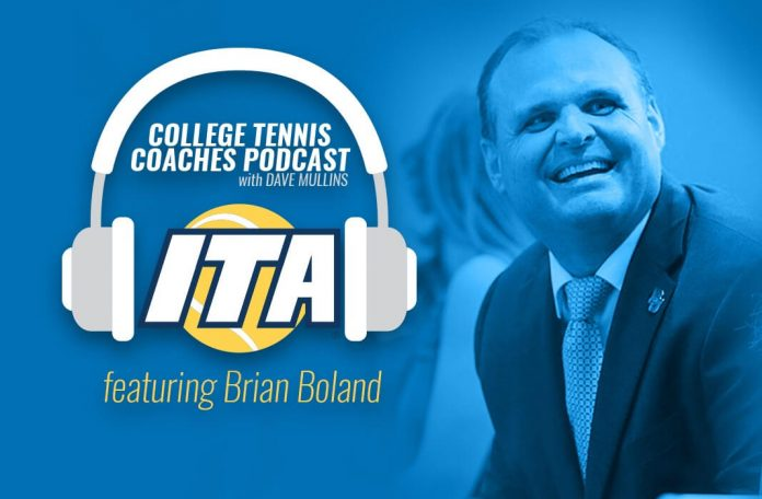 ITA Coaches Podcast with Brian Boland