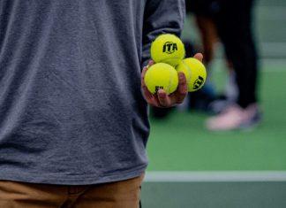 ITA Wilson tennis balls