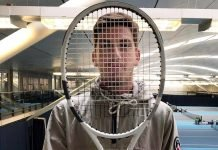 Behind The Racquet: Cameron Norrie