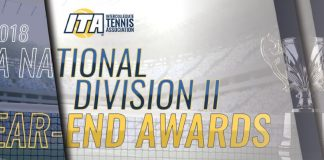 2018 ITA DII National Awards